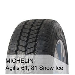 MICHELIN Agilis 81 SnIce 175/75R16 101/99Q DOT99