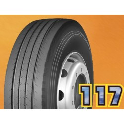 LONG MARCH 315/60R22.5 LM117 18PR 152/148K priekinė