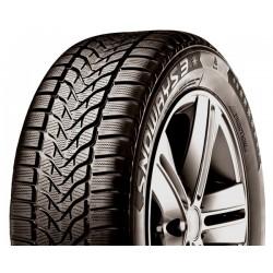 Lassa Snoways 3 195/60R15 88H 2016 A product of Brisa Bridgestone Sabanci Tyre Made in Turkey